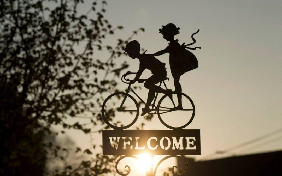 5 punti per essere una struttura bike friendly