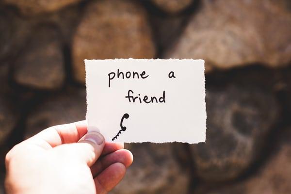 Contatta un Amico